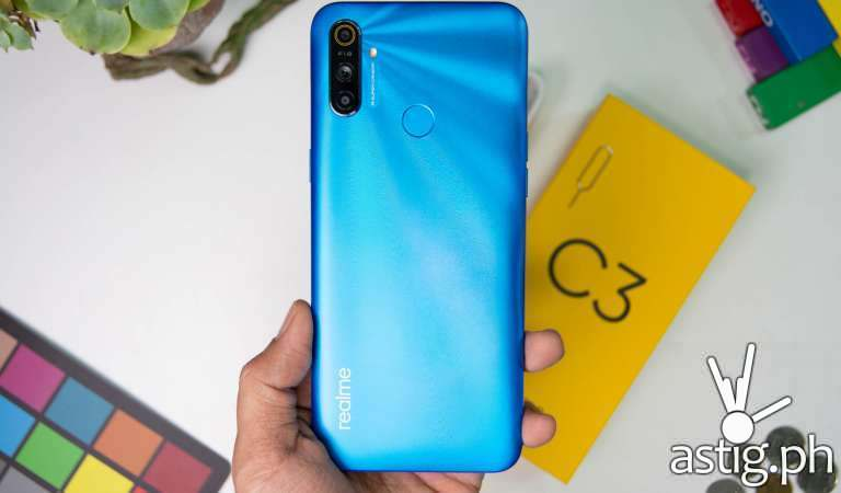 realme C3 teased ahead of March 5 launch