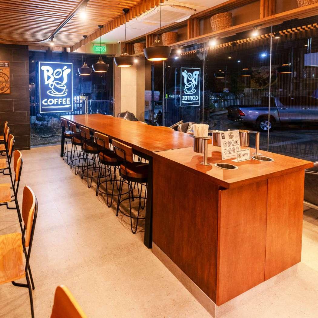 Bo's Coffee Surigao