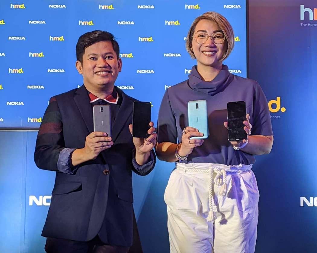 Charlotte Koa, Senior Business Manager, HMD Global -- Nokia C1 and Nokia 2.2 launch