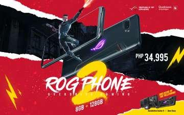 ROG Phone 2 Strix Edition (Philippines)