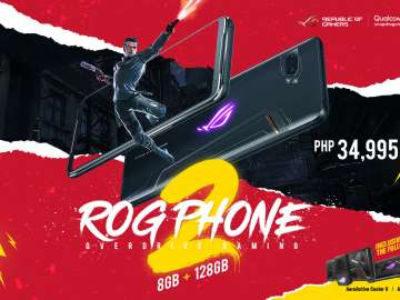 ROG Phone 2 Strix Edition (Philippines)