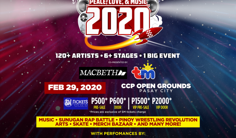 RAKRAKAN 2020 full lineup: All the bands and performers in this year's festival revealed!