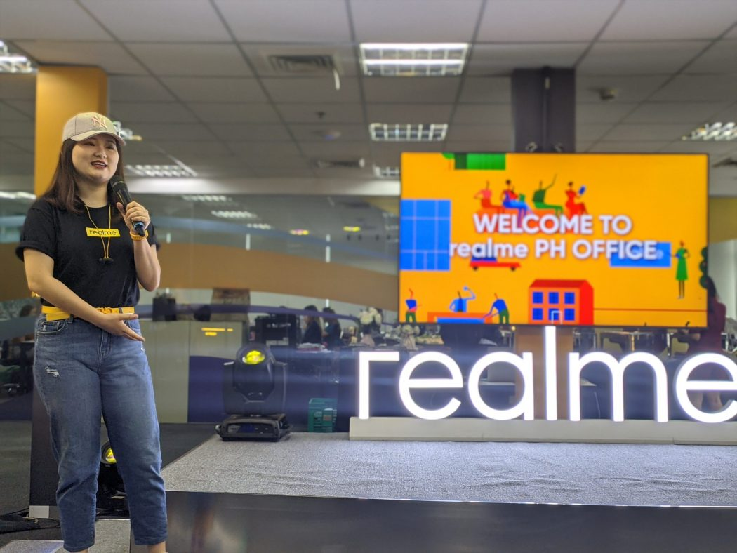 Austine Huang, Marketing Director, realme Philippines