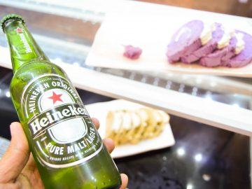 Beer deserts - Hosaku International Buffet Philippines SM North Tower 2