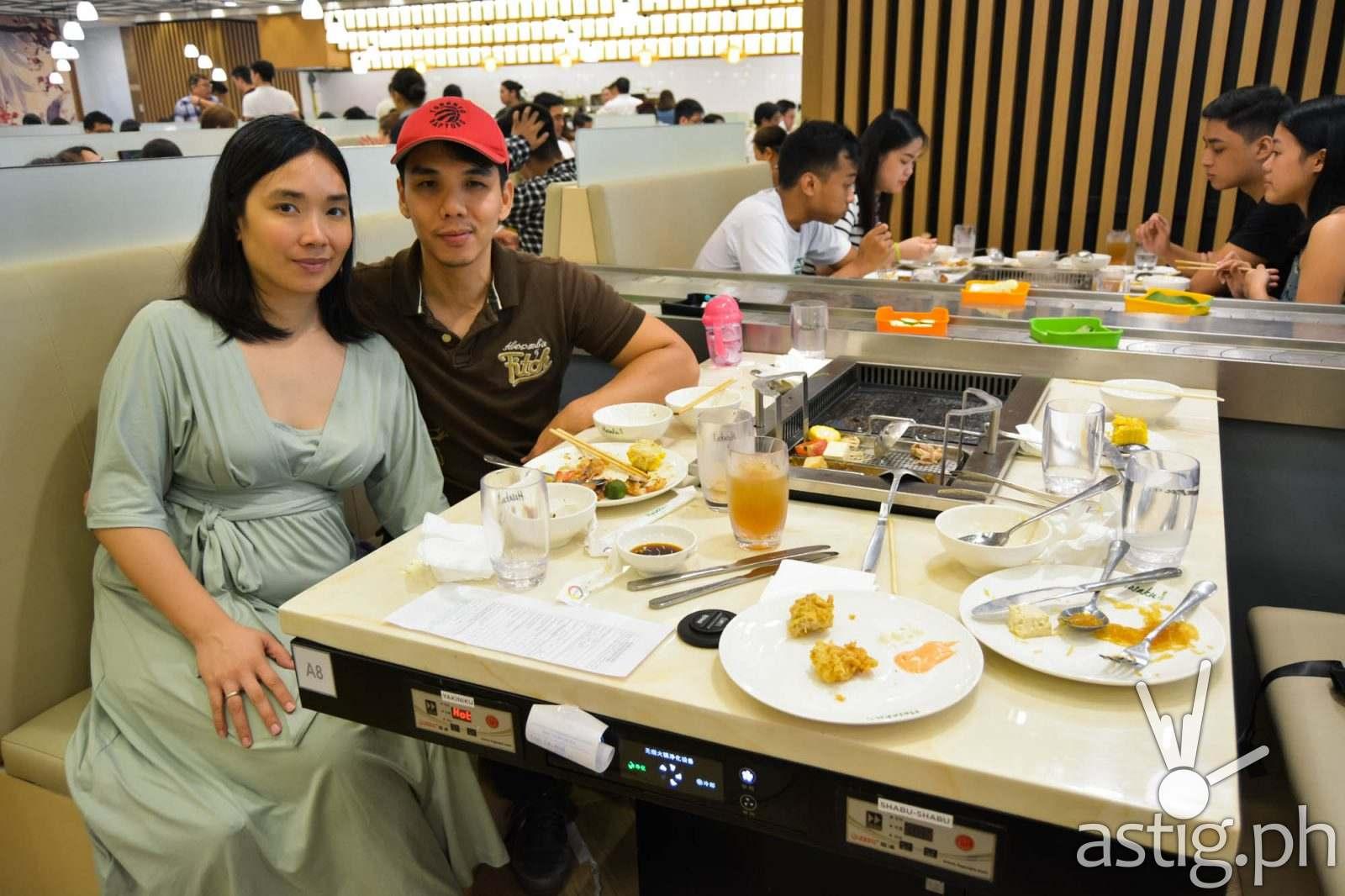 Den Kax - Hosaku International Buffet Philippines SM North Tower 2
