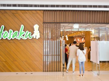 Hosaku International Buffet Philippines SM North Tower 2