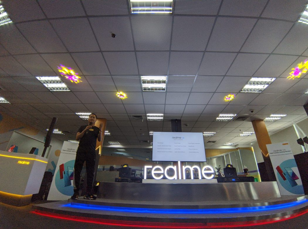 Eason de Guzman, Marketing Lead, Realme Philippines