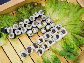 Maki sushi - Hosaku International Buffet Philippines SM North Tower 2