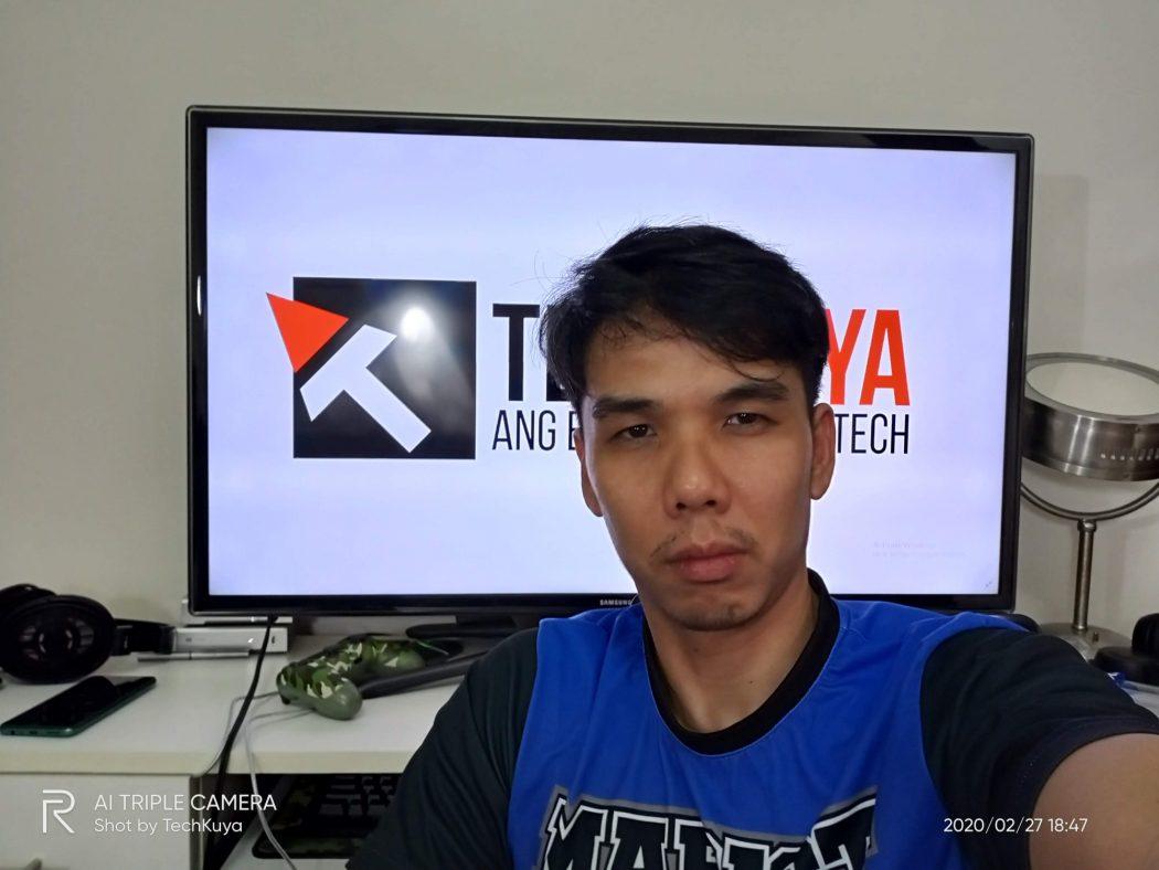 Portrait mode (main camera) - realme C3 sample photo (Philippines)