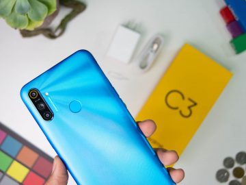 Rear camer handheld - Realme C3 Philippines