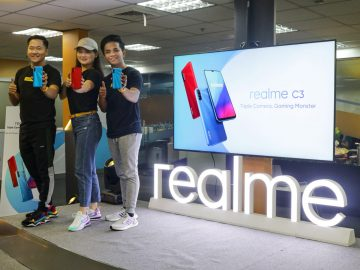 realme C3 Philippines launch