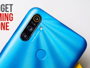 realme c3 review video