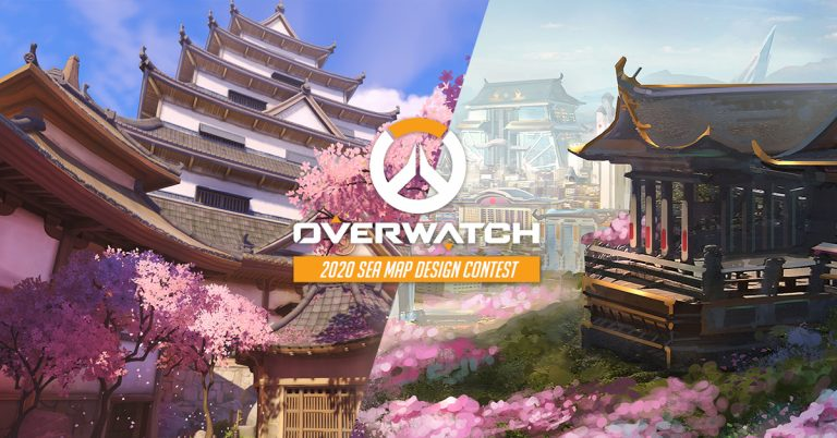 2020 Overwatch Map Design Contest