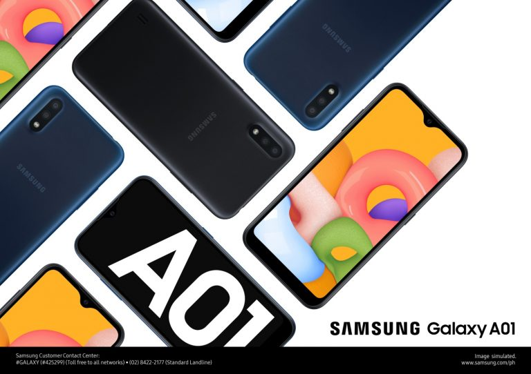 Samsung Galaxy A01 (Philippines)