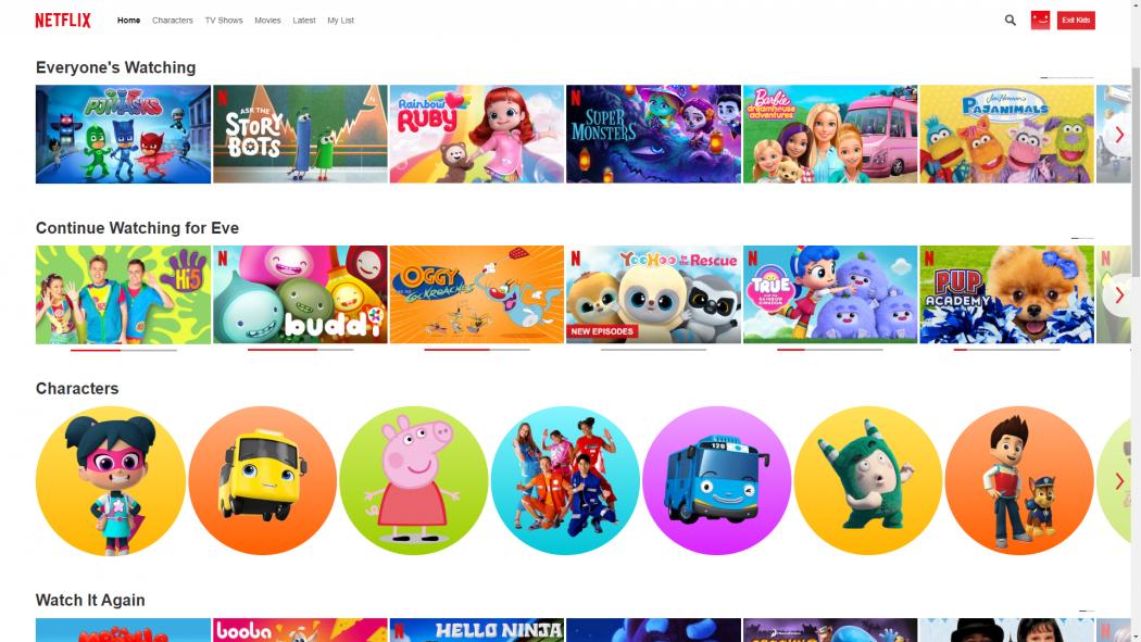 Netflix Kids titles (Philippines)