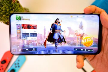 Gaming Marvel Super War - realme 6 (Philippines)