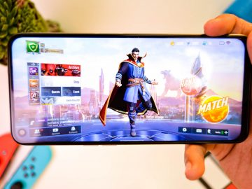 Gaming Marvel Super War - realme 6 (Philippines)