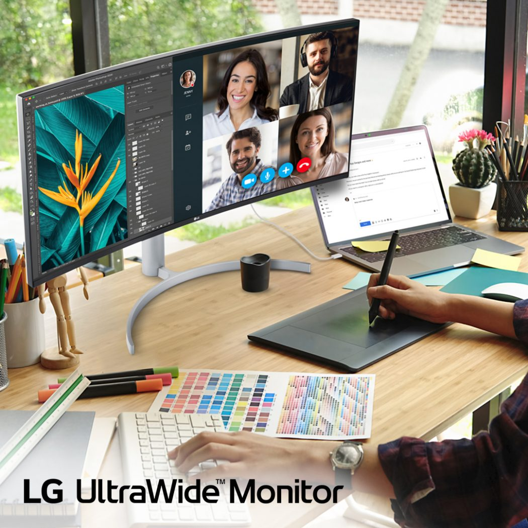 LG UltraWide Monitor (Philippines)