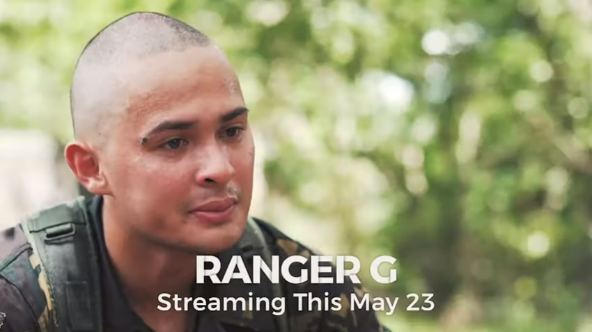 Ranger G on iWant