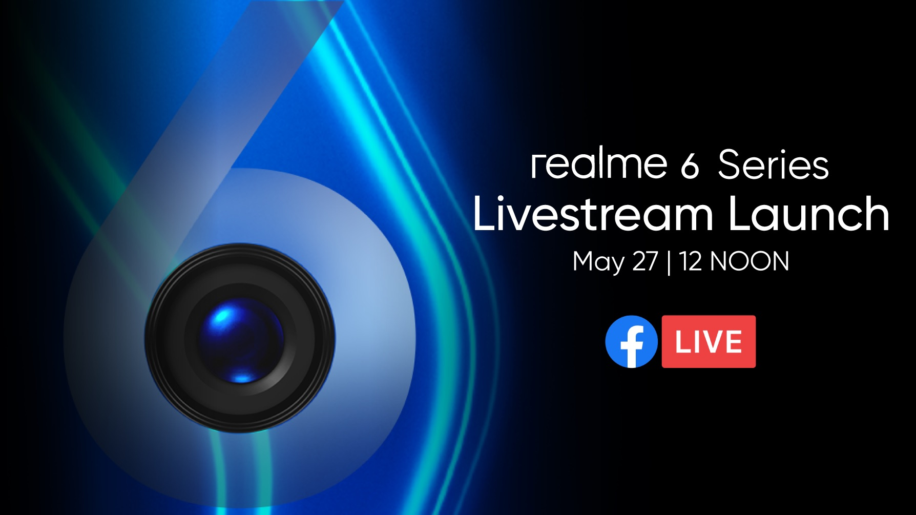 realme 6 May 27 launch Philippines