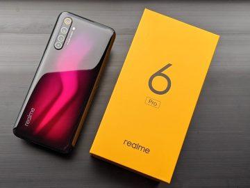 realme 6 pro (source: Gizmologi.ID)