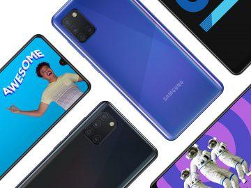 Samsung Galaxy A31 Philippines