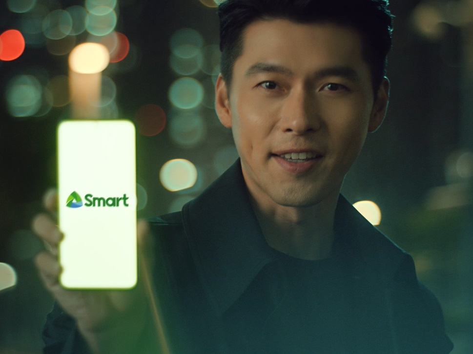 Hyun Bin Philippines Smart