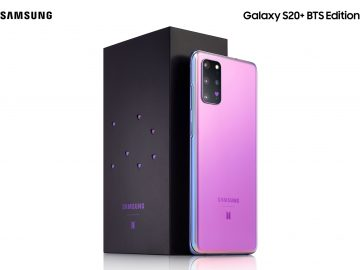 Samsung Galaxy S20+ BTS Edition Philippines