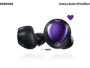 Galaxy Buds+ BTS Edition