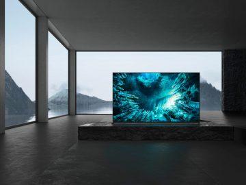 Sony BRAVIA Z8H 8K television (Philippines)