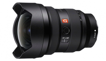 Sony FE 12-24mm G Master Series lens