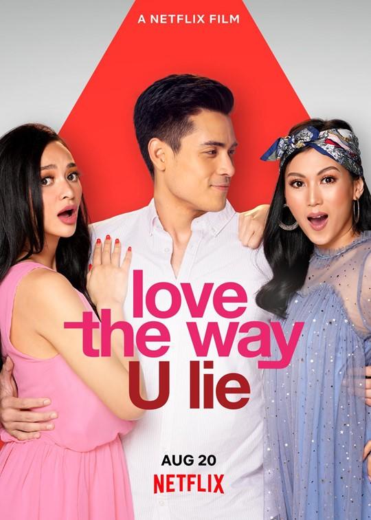 Love The Way U Lie poster Netflix