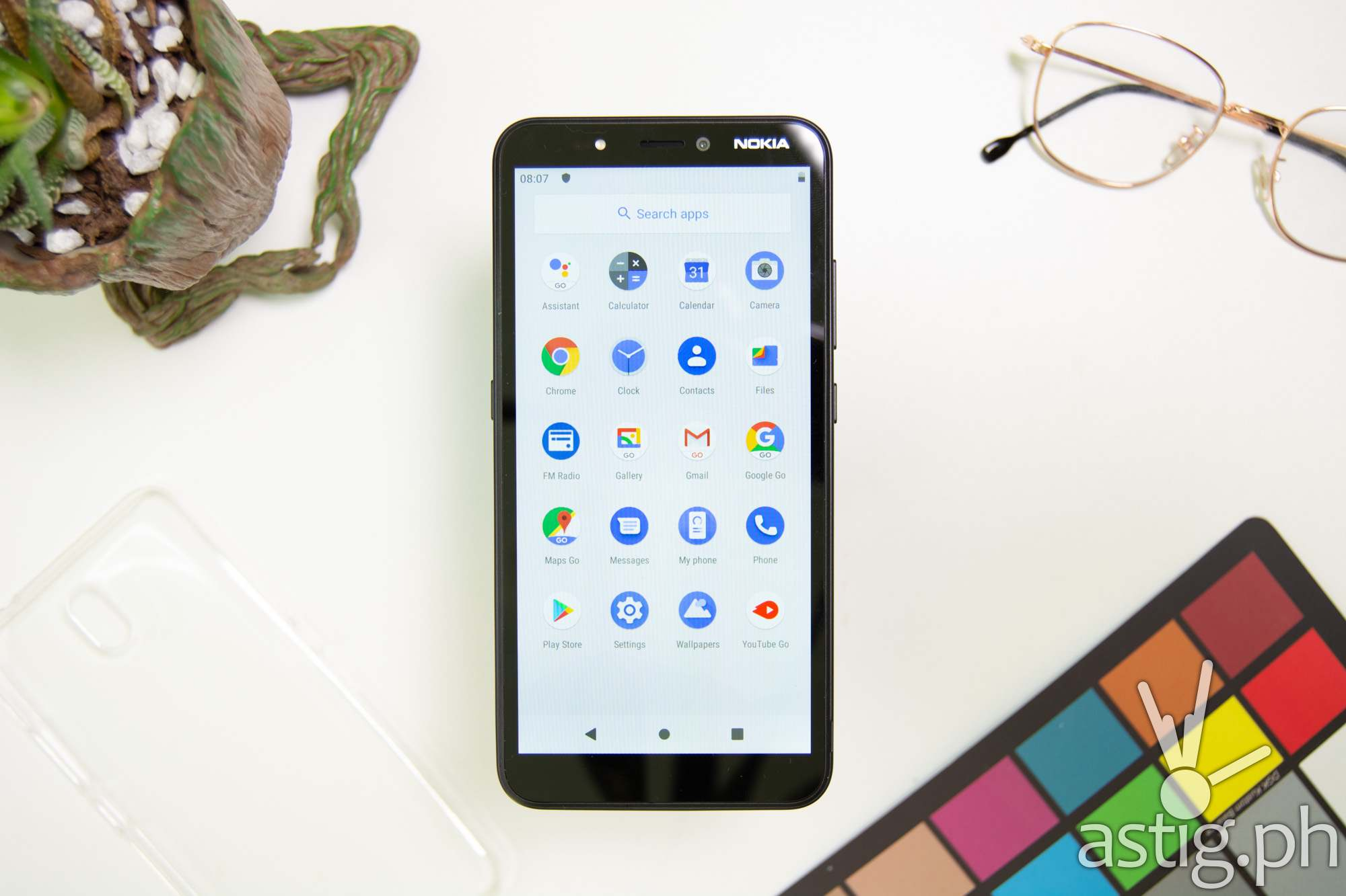 Applications - Nokia C2 (Philippines)