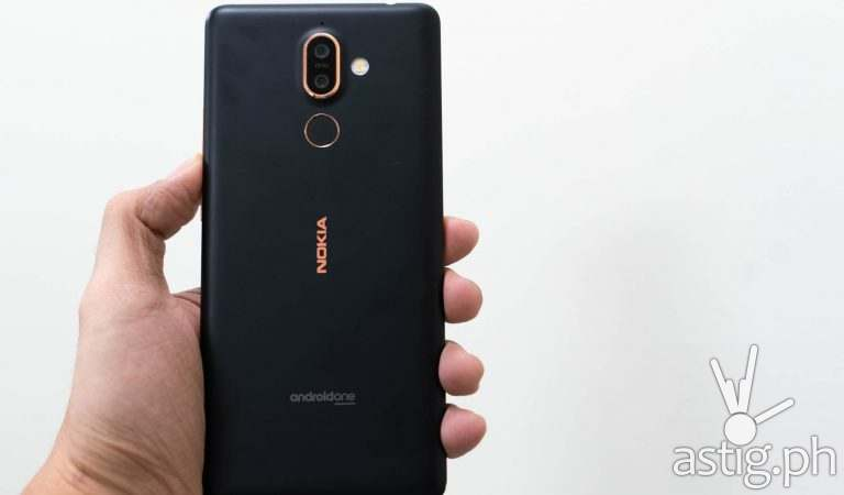 Nokia 7 Plus review: long-lasting mobile shooter