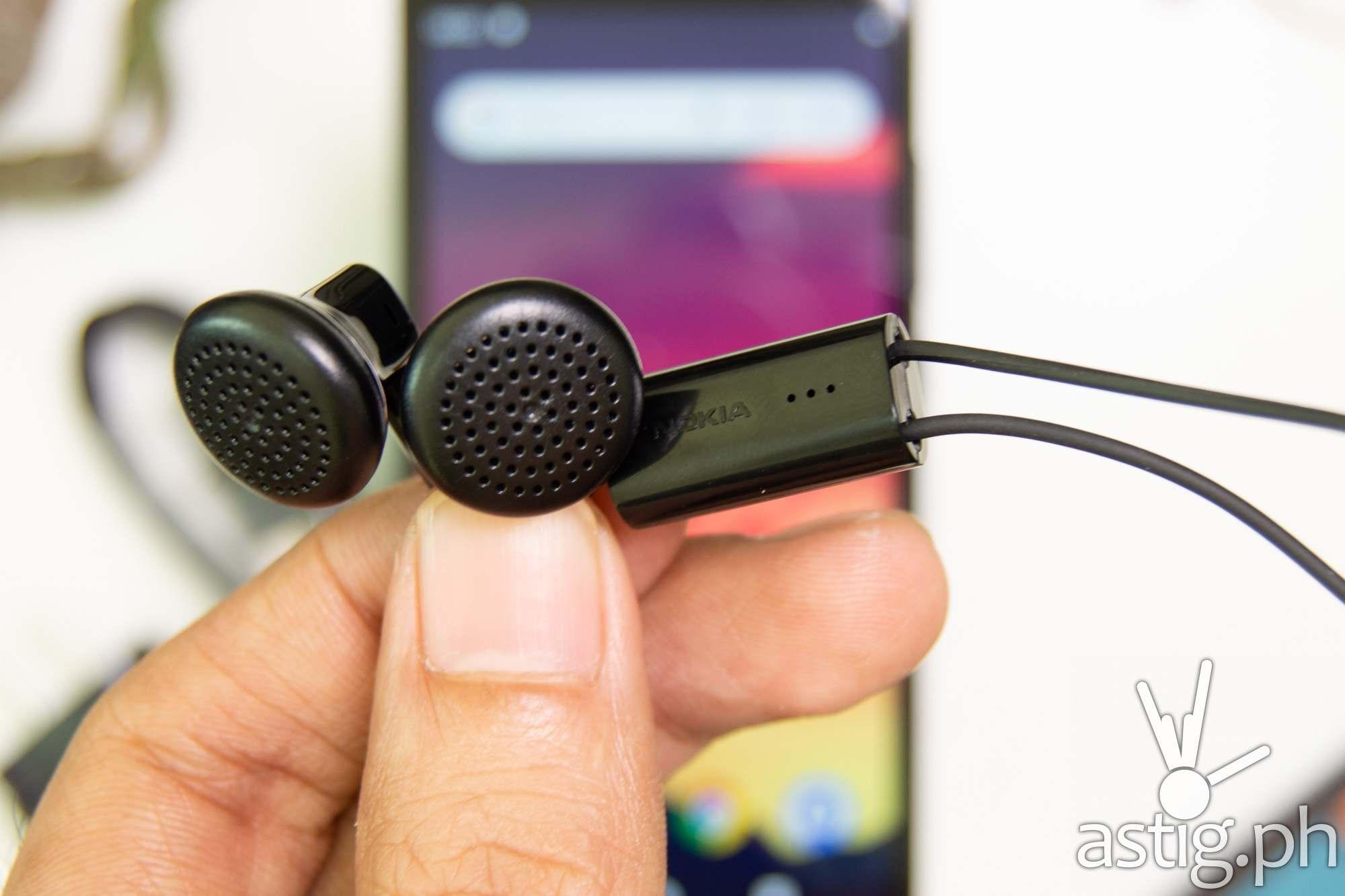 Headset - Nokia C2 (Philippines)