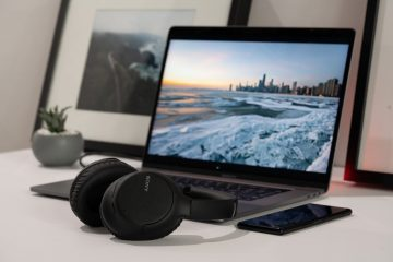 Sony's Wireless WH-CH710N Noise Cancelling Headphones