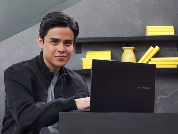 Khalil Ramos - ASUS VivoBook S14 S15 Philippines