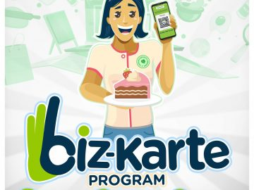 PayMaya Negosyo Bizkarte Program