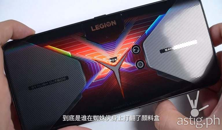 Lenovo Legion Phone Duel goes official in the Philippines