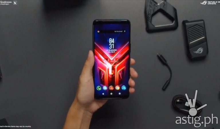 ROG Phone 3 launched: specs, price, release date in the Philippines