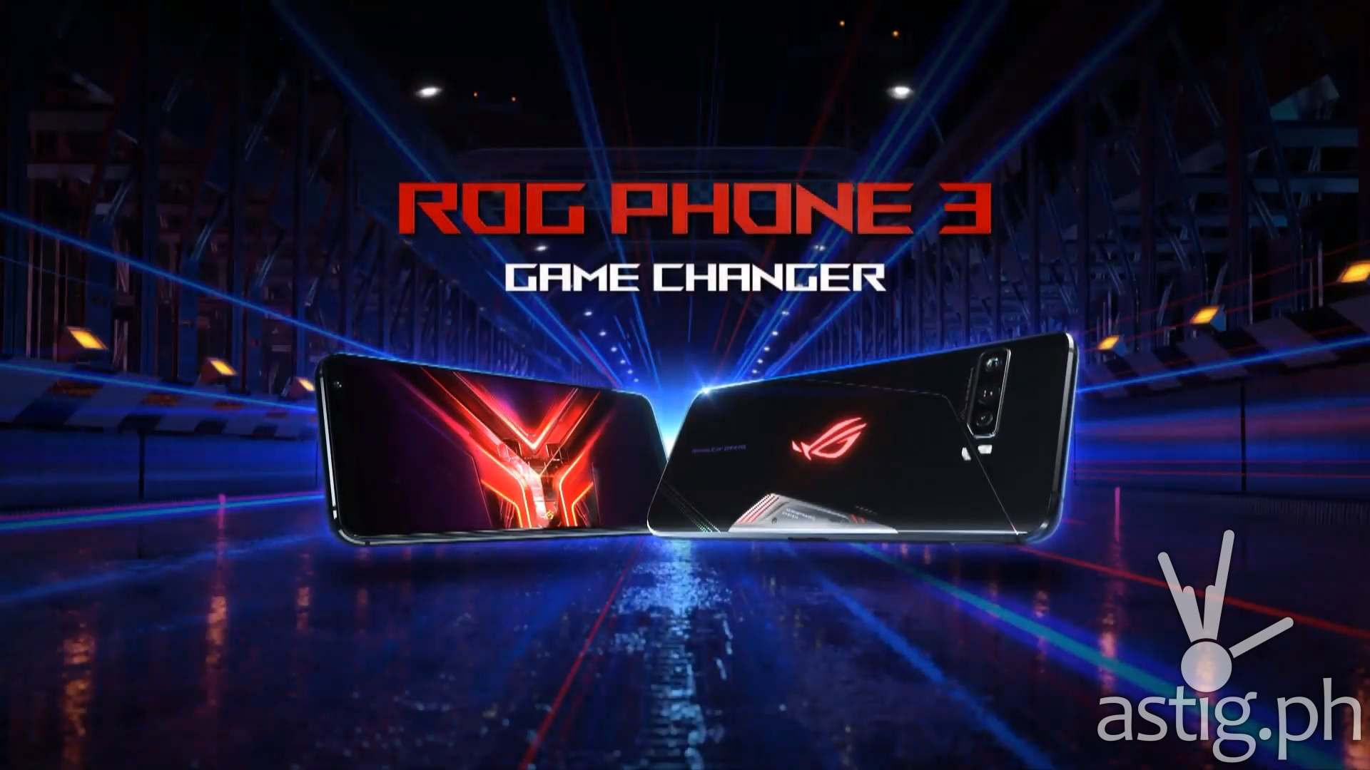 ROIG phone 3 launch