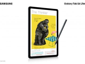 SAMSUNG Galaxy Tab S6 Lite (Philippines)