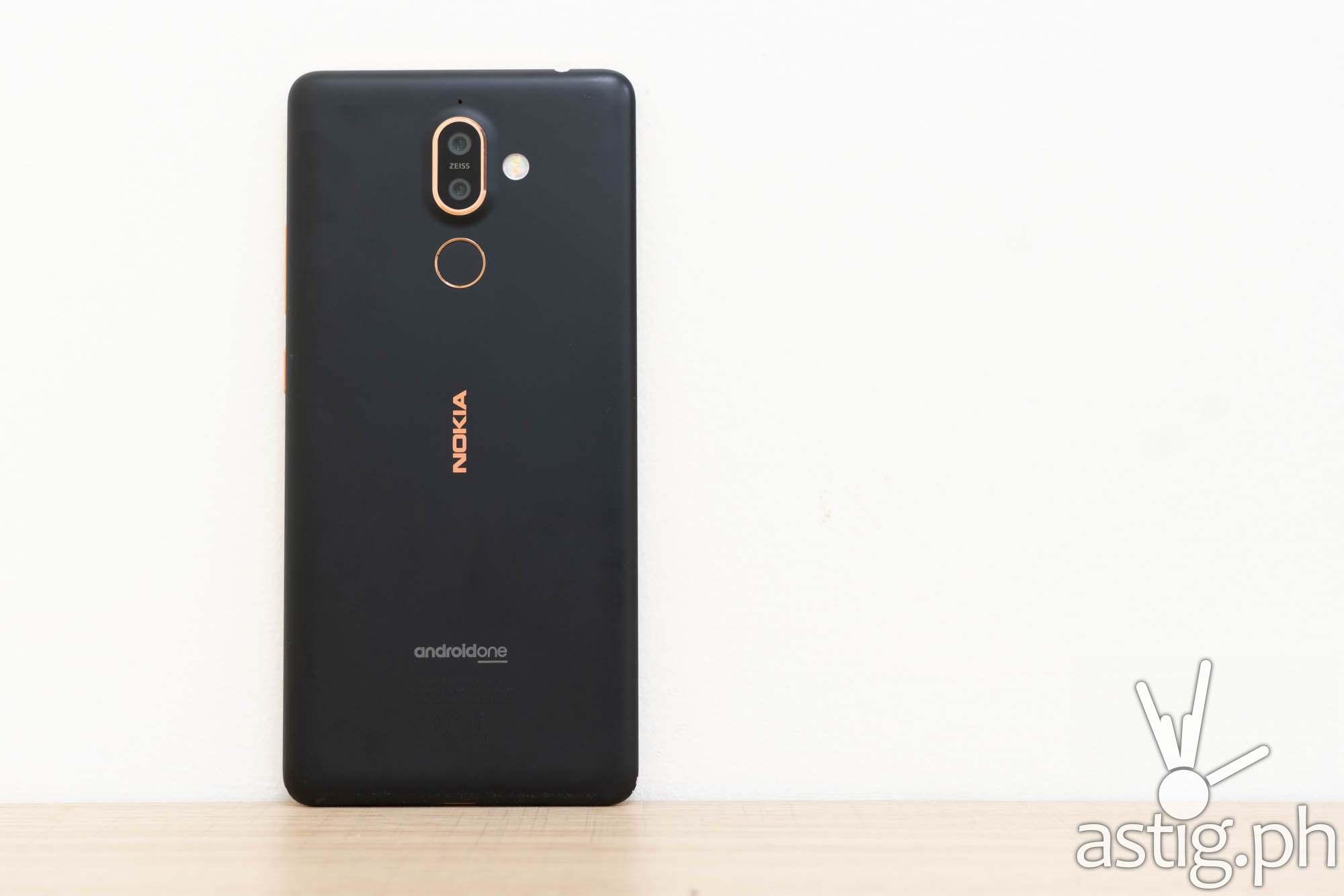 Standing back - Nokia 7 Plus (Philippines)