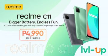 realme C11 launch Philippines