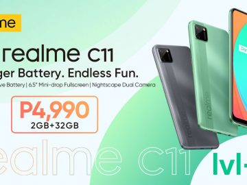 realme C11 launch Philippines