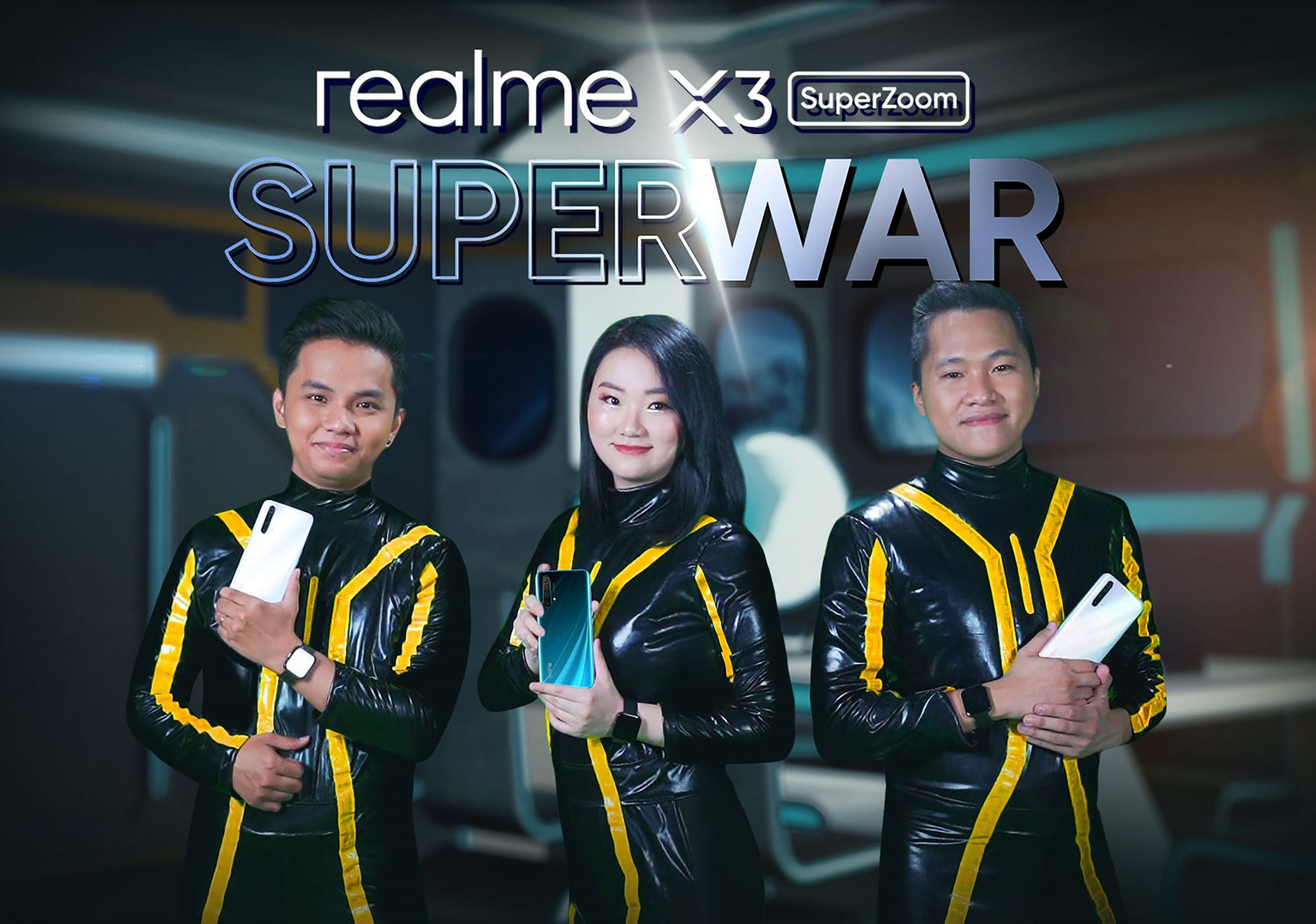 Realme X3 Superzoom Launched Priced Astig Ph