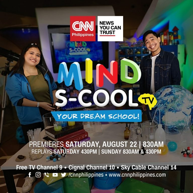 Mind S-Cool by CNN Philippines
