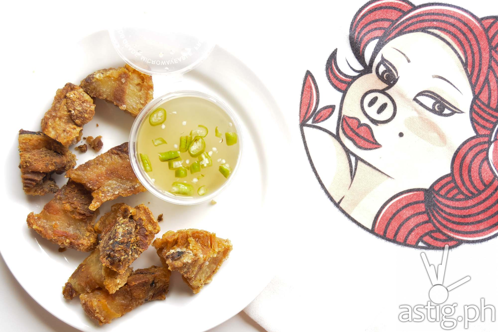 Cooked bagnet - Chica's Bagnet Express