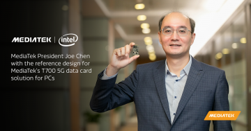 Joe Chen, President, MediaTek