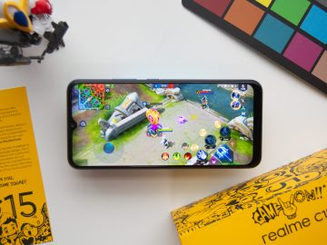 Mobile Legends - Realme C15 (Philippines)